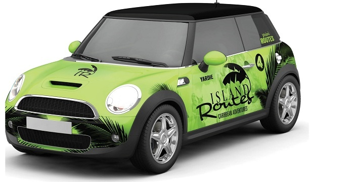 Jamaica gears up for new MINI Cooper tours with Island Routes