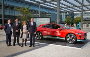 Heathrow to host largest electric vehicle fleet in UK
