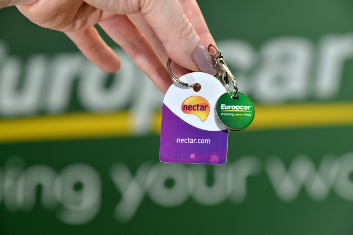 Europcar partners with Nectar loyalty scheme in UK