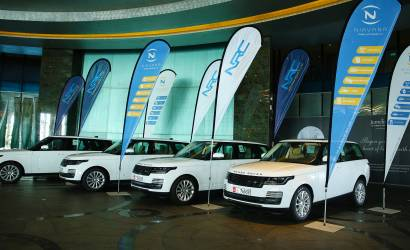 Nirvana Rent a Car unveils Land Rover partnership
