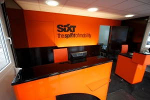 Sixt opens new branch in Liverpool