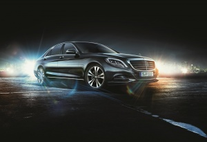 Sixt brings Mercedes S-Class to Heathrow