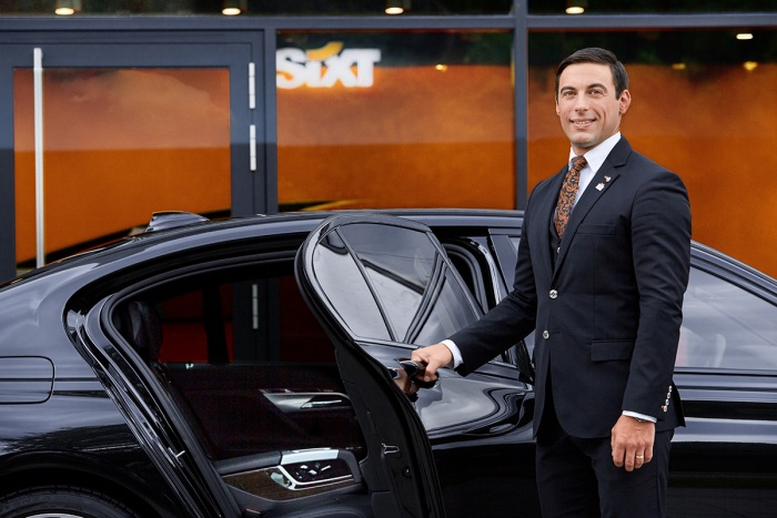 Sixt launches new event transportation division