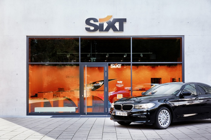 Sixt and Siemens renew historic partnership