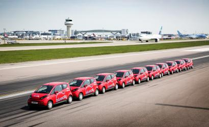 Gatwick partners with Bluecity for electric car rental scheme