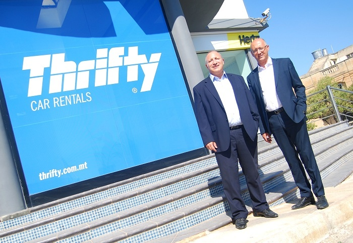 Thrifty Car Rental launches in Malta