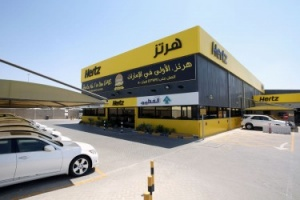 Hertz UAE launches new website
