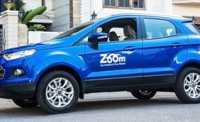 Ford leads investors in Indian car rental giant Zoomcar