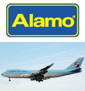 Alamo Rent A Car and National Car Rental launch new airline partnership with Korean Air