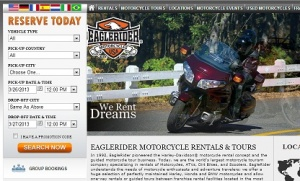 EagleRider announces new locations in the USA
