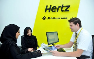 Hertz boosts UAE presence with Volvo S60