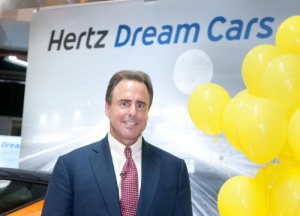 Abrupt departure for Hertz chief Frissora