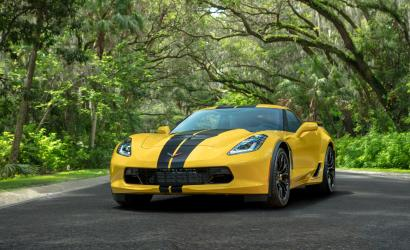 Hertz celebrates centenary with special edition Corvette Z06