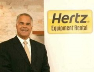 Equipment Rental President retires from Hertz