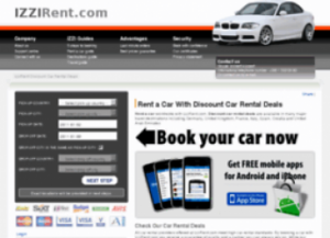 IzziRent Successfully Expands Ambitious Car Hire Program in Germany