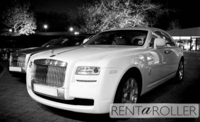 Rolls Royce Ghost the Wedding Car of 2012 Predicts RentaRoller.co.uk