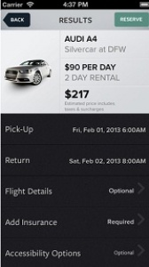 Silvercar launches car rental service at Dallas/Fort Worth International Airport