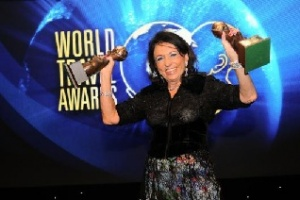 Regine Sixt wins Woman Of The Year Award