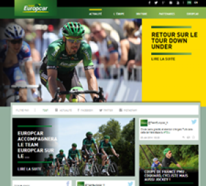 2014, an international season for Team Europcar