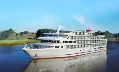 American Constellation takes to the water ahead of schedule
