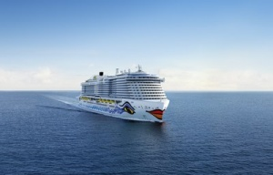 Carnival orders third LNG-powered ship for AIDA