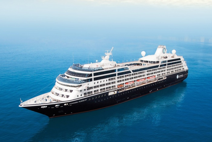 Azamara Club to refit Azamara Pursuit in UK this spring