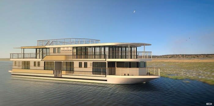 News: CroisiEurope prepares for launch of RV African Dream