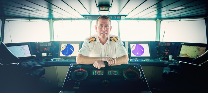 Albrigtsen to captain MS Roald Amundsen for Hurtigruten
