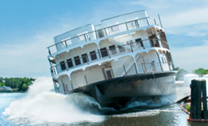 American Cruise Lines launches new Mississippi riverboat