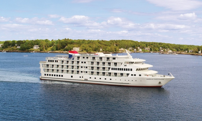 American Constitution joins American Cruise Lines fleet