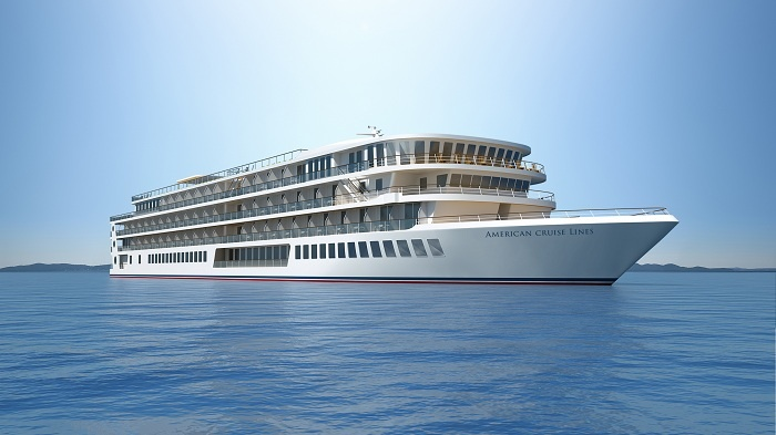 American Cruise Lines reveals details of new fleet