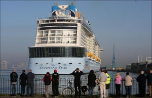 Anthem of the Seas to sail from UK next summer