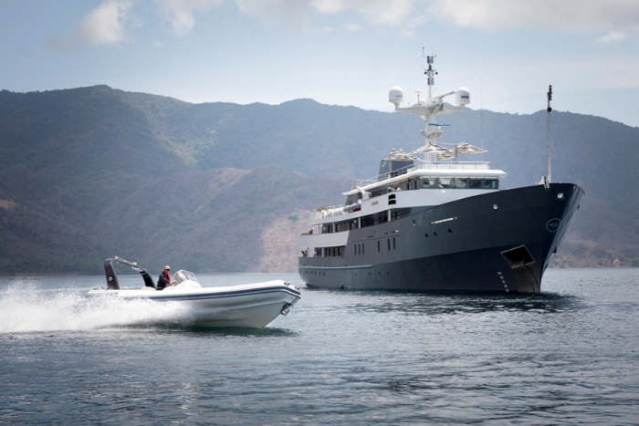 Aqua Expeditions to return to operation this month