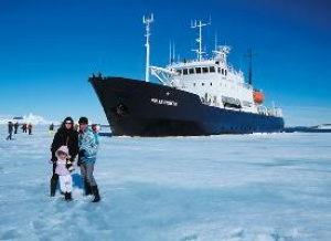 Aurora Expeditions launch 2011/12 voyages