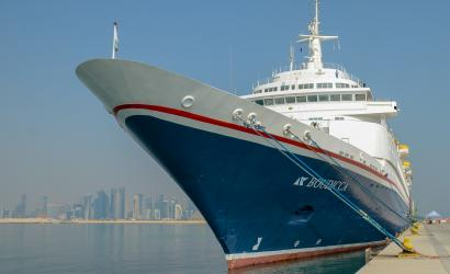 Boudicca kicks off Qatar cruise season