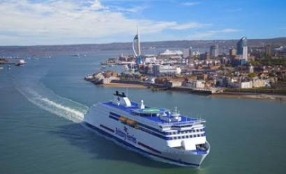 Brittany Ferries reveals names for two new ships