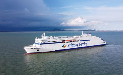 Brittany Ferries welcomes Galicia to fleet