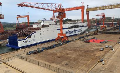 Brittany Ferries welcomes double fleet expansion milestone
