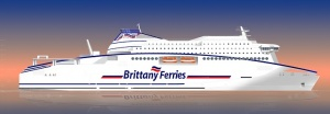 Brittany Ferries signs for new LNG powered vessel