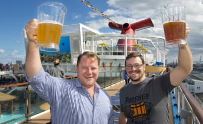 Carnival Cruise Line reveals craft beer line-up for Horizon