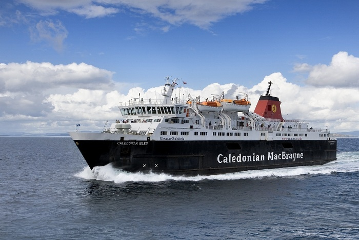 Caledonian MacBrayne breaks five million passenger barrier