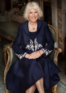 Camilla, duchess of Cornwall, steps in as godmother of Spirit of Discovery