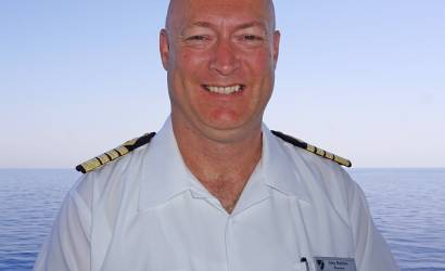 Betten named captain of Seabourn Ovation