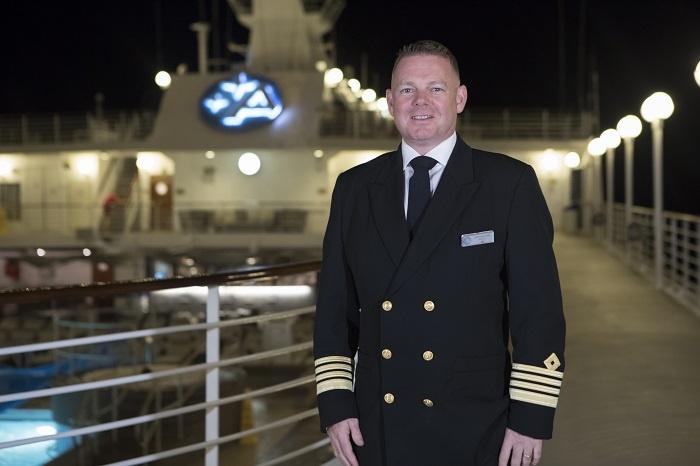 News: Smith named senior captain of upcoming Azamara Pursuit