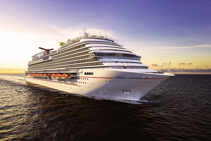 Carnival Horizon to offer Bermuda cruise holidays in summer 2018