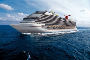 Carnival Corporation reports fall in income