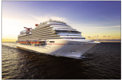 Carnival Corporation to welcome four new ships to fleet in 2016