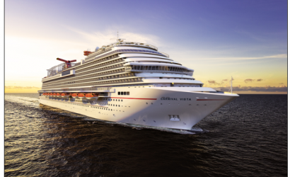 Carnival places five ship order with Fincantieri
