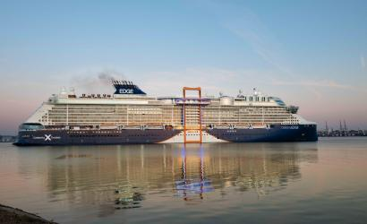 Celebrity Edge arrives in UK ahead of summer season