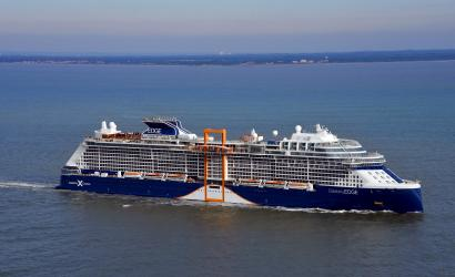 Celebrity Cruises launches Celebrity Edge audio tour app